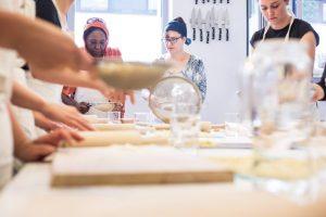 Kulinarne warsztaty integracyjne fundacja ocalenie