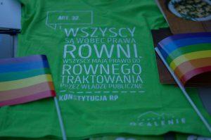 Parada Równości Fundacja Ocalenie