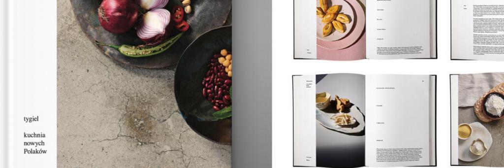 Tygiel książka kucharska przepisy uchodźców